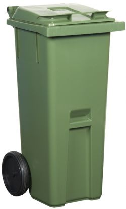 Mobile waste containers 140