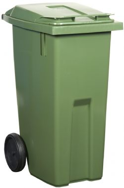 Mobile waste containers 190