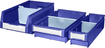 Storage systems for small parts handling made easy