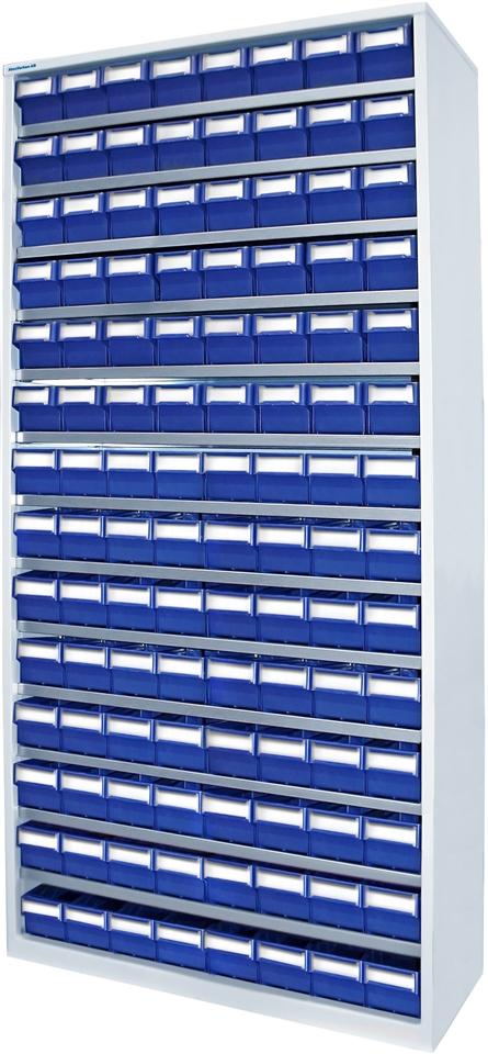 Bin cabinet 2000x980x500