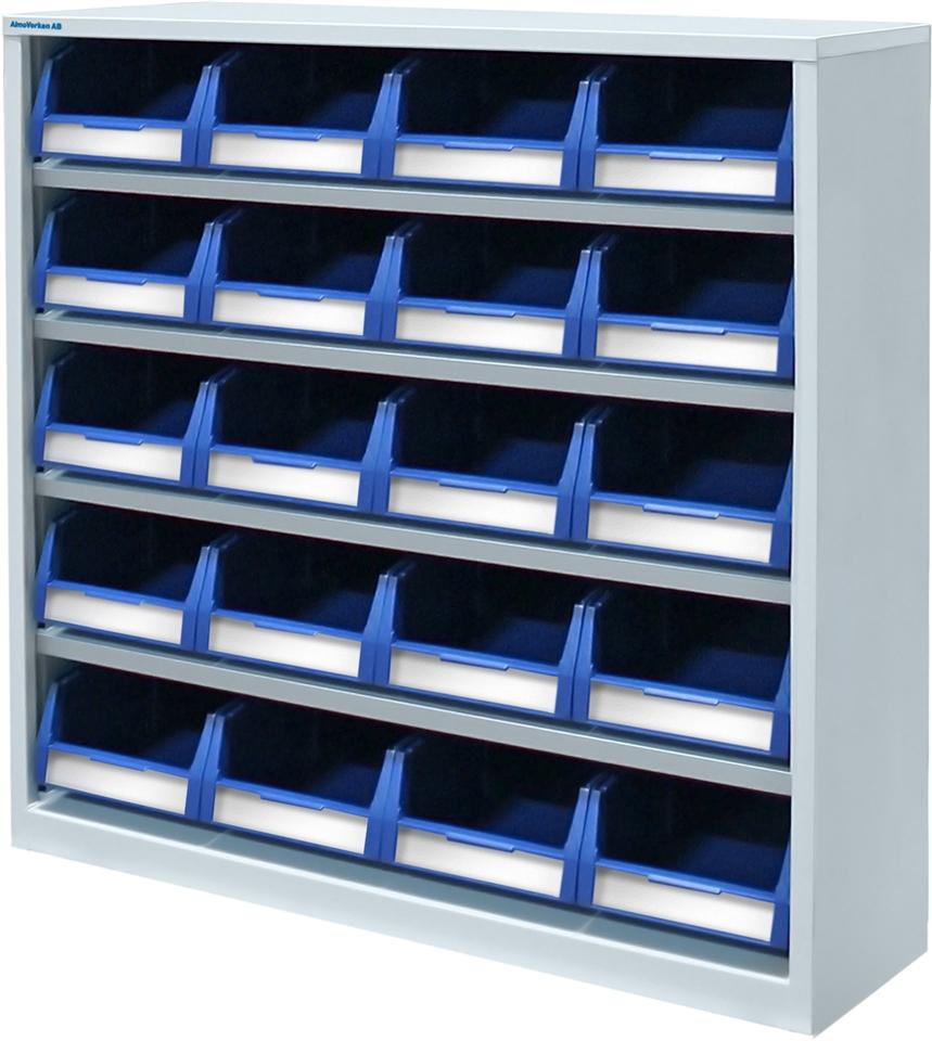 Bin cabinet 1000x980x400
