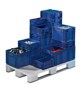 VDA Containers Automotive industry