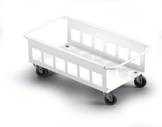 Vagn till 1 st 60L tunna