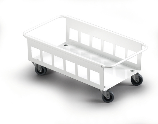 Trolley for one 60L bins