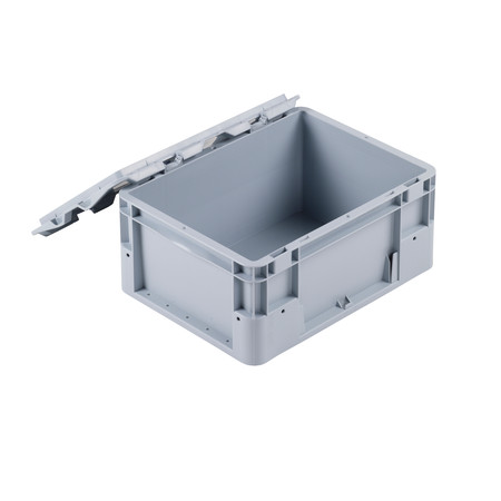 Hinged lid 400×300 mm
