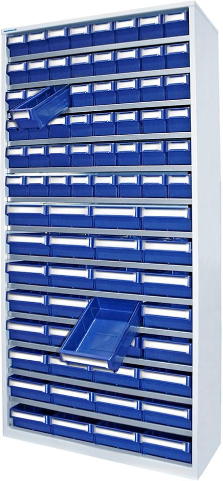 Bin cabinet 2000x980x400