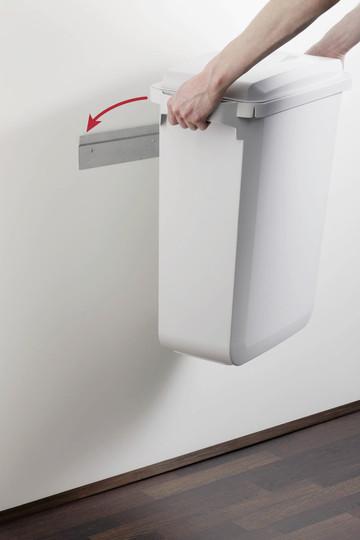 Wall module to 60L bins