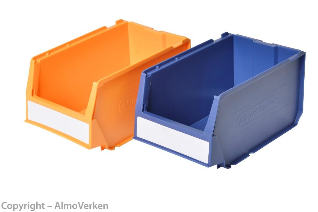 Storage bin 250x148x130 mm