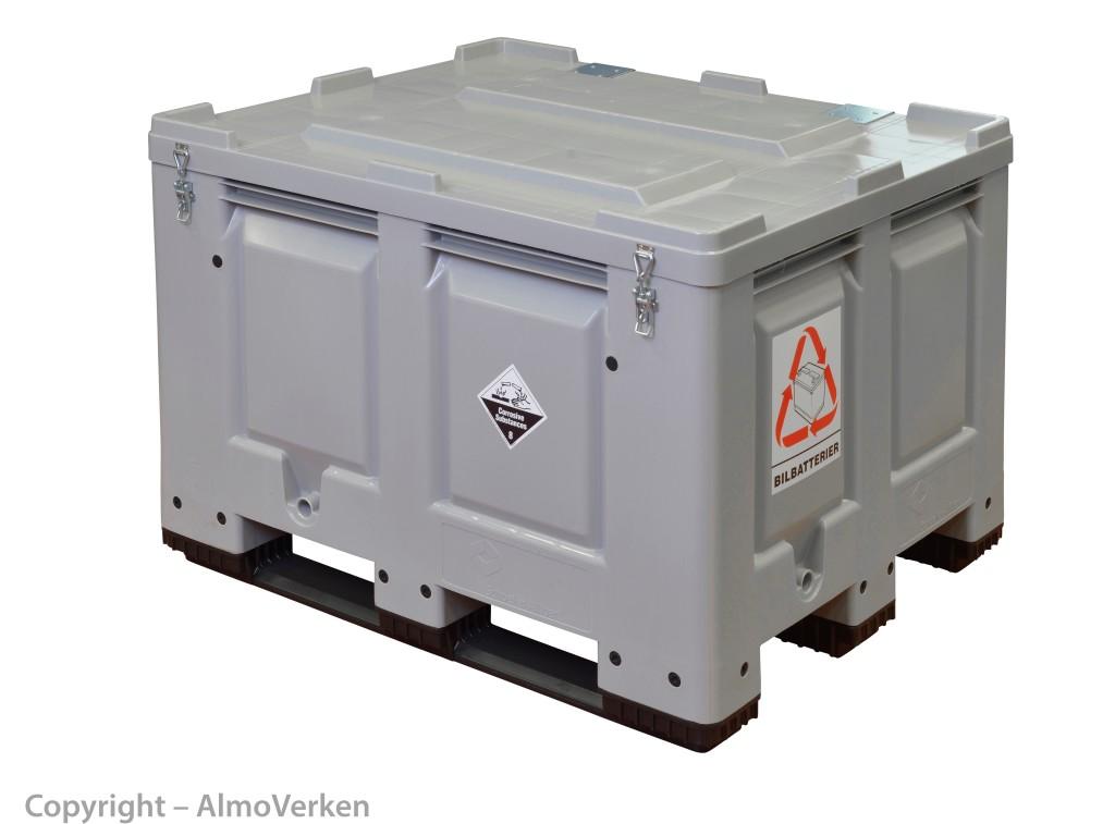 BatteriBox 670 Liter