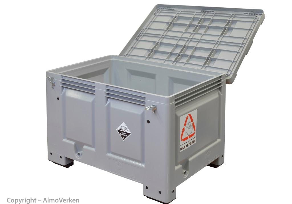 BatteriBox 535 Liter