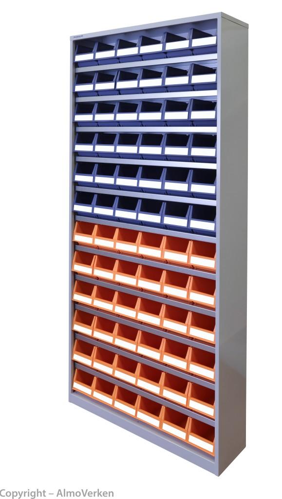 Bin cabinet 2000x950x250